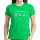 Stella Oval Design Tee