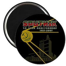 """SPUTNIK 2 2.25"""" Magnet (10 pack)"""
