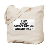 If my Chow Tote Bag