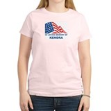 Loving Memory of Kendra Women's Pink T-Shirt