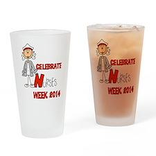 Celebrate Nurses Week 2014 Drinking Glass