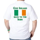 Give Ireland Back T-Shirt