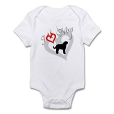 Barbet (French Water Dog) Infant Bodysuit