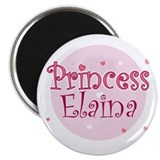 Elaina 2.25&quot; Magnet (10 pack)