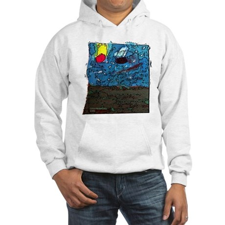 Two Asteroids Hooded Sweatshirt