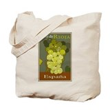 Wines of Rioja, Spain Tote Bag