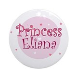 Eliana Ornament (Round)