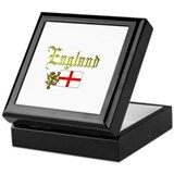 English Keepsake Box
