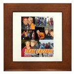 Team Lazzari Framed Tile
