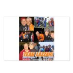 Team Lazzari Postcards (Package of 8)