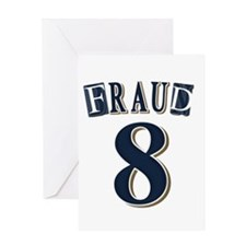 Braun Fraud Greeting Card