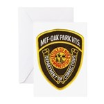 Minnesota Corrections Greeting Cards (Pk of 10