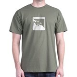 Climbing Guy Icon T-Shirt