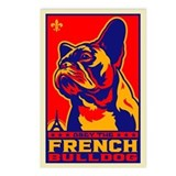 French Bulldog! Postcards (Pack of 8)
