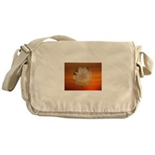SGI Buddhist NMRK Messenger Bag