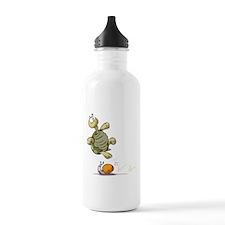 Jumping Turtle Water Bottle