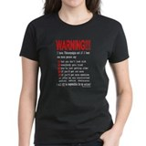Fibromyalgia WARNING! Tee
