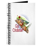 Red Eyed Tree Frog II Journal