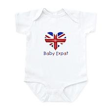 Baby Expat Infant Bodysuit