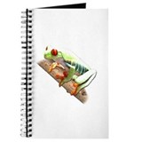 Red Eyed Tree Frog III Journal