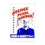 Avenge Pearl Harbor Mini Poster Print