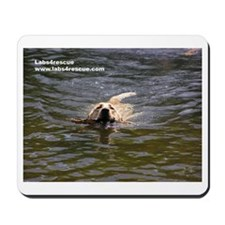 Water Retrieve Mousepad