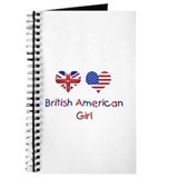 British American Girl Journal