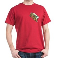 Red Eyed Tree Frog III T-Shirt