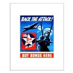 Back the Attack! Small Poster
