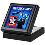 Back the Attack! Keepsake Box
