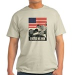 United We Win Ash Grey T-Shirt