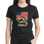 United We Win Women's Dark T-Shirt
