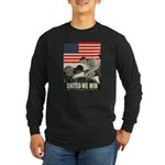United We Win Long Sleeve Dark T-Shirt