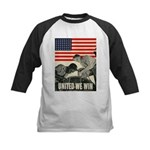 United We Win Kids Baseball Jersey