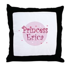Erica Throw Pillow