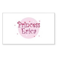 Erica Rectangle Decal