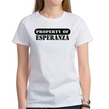 Property of Esperanza Tee