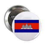 Cambodia Blank Flag Button