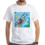 Water Rescue White T-Shirt