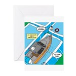Water Rescue Greeting Cards (Pk of 10)