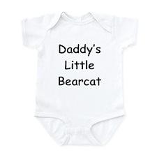 Daddy's Little Bearcat Onesie