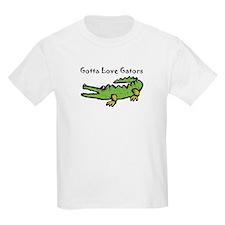 Gotta Love Gators Kids T-Shirt