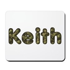 Keith Army Mousepad