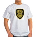 Arizona Corrections Ash Grey T-Shirt
