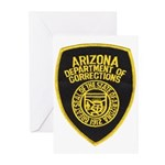 Arizona Corrections Greeting Cards (Pk of 10)
