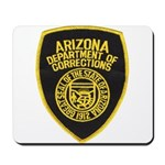 Arizona Corrections Mousepad