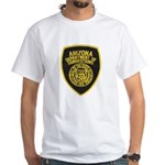 Arizona Corrections White T-Shirt