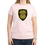 Arizona Corrections Women's Pink T-Shirt