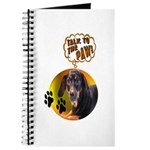 Dachshund Paw Journal