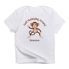 Just Monkeying Around Infant T-Shirt